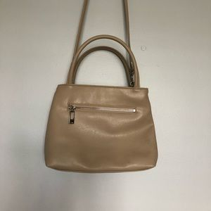Esprit crossbody cream light tan purse